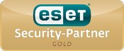 Wiegand GmbH Lauscha ist ESET-Security-Gold-Partner