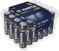 Batterie AA/R6/LR6 Mignon Alkaline Varta 24er Pack (**