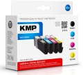 Tinte Canon CLI-581XXL bk/c/m/y 4er kompatibel KMP C111V