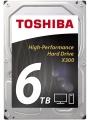Festplatte S-ATA-III 6 TB TOSHIBA X300