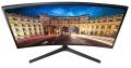 LCD-Monitor TFT 61cm/24 Samsung C24F396FHU Curved