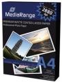 Laserpapier Mediarange A4 matt-coated 120 g/m²