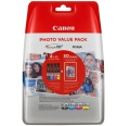 Tinte Canon CLI-551XL 4er Photo Value Pack mit Photopapier