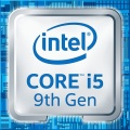 Intel Core i5-9600K Sockel 1151 6x4.6 GHz 95 W tray