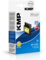 Tinte HP 933XL yellow KMP H107
