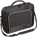 Tasche für 40,6 cm (16) Notebooks V7 schwarz