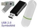 USB-Stick  8 GB Pen Drive (USB 2.0)