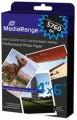 Tintenpapier Mediarange A6 glossy 220 g/m² Fotopapier