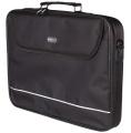 Tasche für 43,2 cm (17) Notebooks Sweex Schwarz