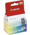 Tinte Canon CL-51 color für iP6210D/iP6220D hohe Kapazität
