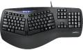 Tastatur PERIXX Periboard-512 IIB DE USB schwarz ergonomisch