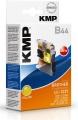 Tinte Brother LC-123Y yellow kompatibel KMP B44