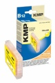 Tinte Brother LC1000-y kompatibel KMP B12