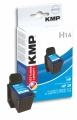 Tinte HP C8728AE No. 28 kompatibel KMP H14