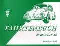 Fahrtenbuch A6 Penig 4261