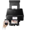 Canon AIO color INK A4 Pixma TS8150 USB7WLAN/BT Schwarz