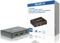 HDMI-Umschalter 4fach Valueline, 4x Eingang, 1x Ausgang