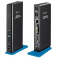 USB-Docking-Station I-TEC Dual DVI/HDMI