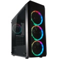 Gehäuse Midi-Tower LC-Power Gaming 703B Quad-Luxx