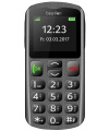 Handy BEA-FON SL250 schwarz-silber