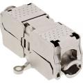KAT6eA-Installationsverbinder geschirmt