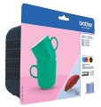 Tinte Brother LC-227XL 4er Value Pack