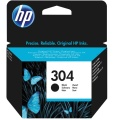 Tinte HP N9K06AE No. 304 Schwarz