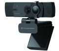 Webcam CONCEPTRONIC AMDIS 4K USB 2.0 Schwarz