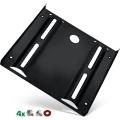 Einbaurahmen 6,4 cm (2.5) auf 8,9 cm 3,5 für HDs/SSDs