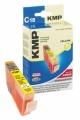 Tinte Canon BCI-6y yellow kompatibel KMP C18