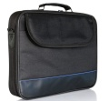 Tasche für 43 cm (17) Notebooks Innovation IT Schwarz/Blau