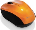 Maus VERBATIM GO NANO Wireless Mouse Volcanic Orange