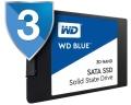 SSD 6,4 cm 250GB WD Blue 3D