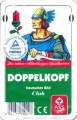 Doppelkopf-Karten deutsche Blatt