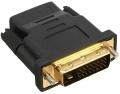 HDMI-Adapter DVI-Stecker an HDMI-Buchse
