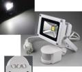 LED Scheinwerfer 10 Watt 1000 Lumen Bewegungsmelder