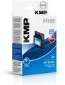 Tinte HP 933XL cyan KMP H105
