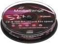 CD-R MEDIAGRANGE 700 MB 10er Spindel