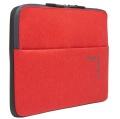 Tasche 33.8 cm (13.3) Geräte Targus 360 PC Sleeve rot