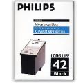 Tinte Philips PFA-542 schwarz No. 42