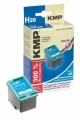 Tinte HP C8766E No. 343 color kompatibel KMP H26
