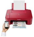 Canon AIO color INK A4 Pixma TS3352 Rot USB/WLAN/AirPrint