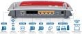 FRITZ!Box Fon 7490 AVM DSL-Modem/Router WLAN AC