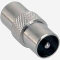 SAT-Kabel Adapter Koaxial Stecker-Stecker