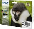 Tinte Epson Stylus SX400 4er-Multipack T08954010 Affe