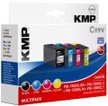 Tinte Canon PGI-1500XL Valuepack komp. KMP