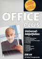 Tintenfolie A4 klar 20 Blatt Office Plus
