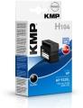 Tinte HP 932XL schwarz KMP H104