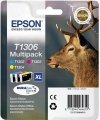 Tinte EPSON T1306 XL Original Multipack Hirsch