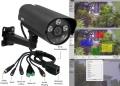 IP-Kamera INSTAR IN-5907HD PoE schwarz Einzeln